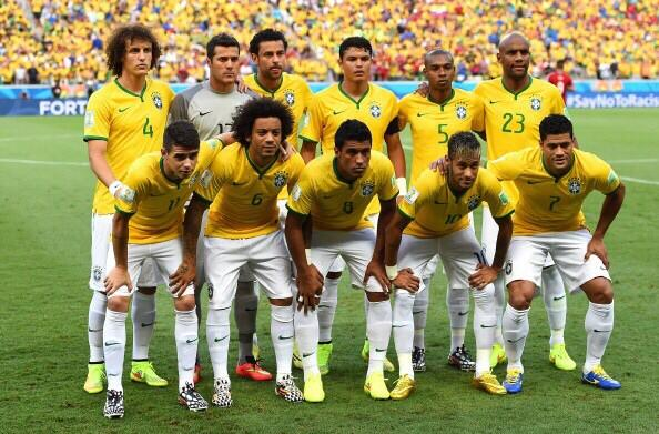 World Cup 2014 Squad